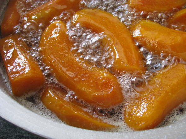 Sweet Preserved Pumpkin Recipe — Dishmaps