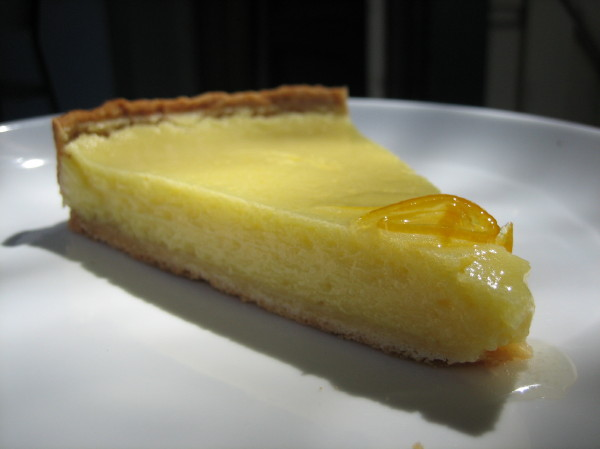 Lemon curd tart – Culinary Anthropologist