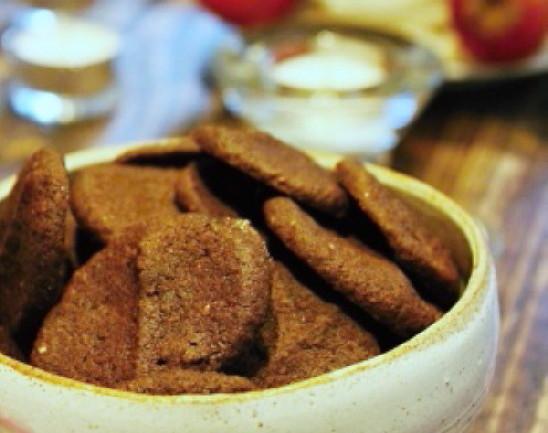 Malt cookies
