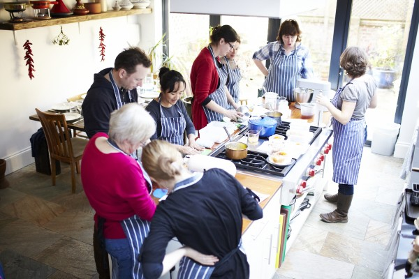 Cooking Club, Tues 10th & Weds 11th February 2015