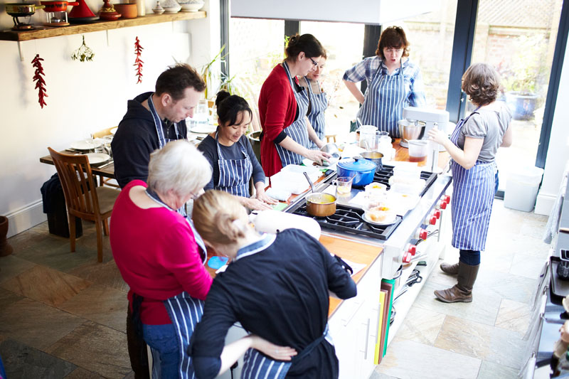 Cooking Club, Tues 9th & Weds 10th Dec 2014