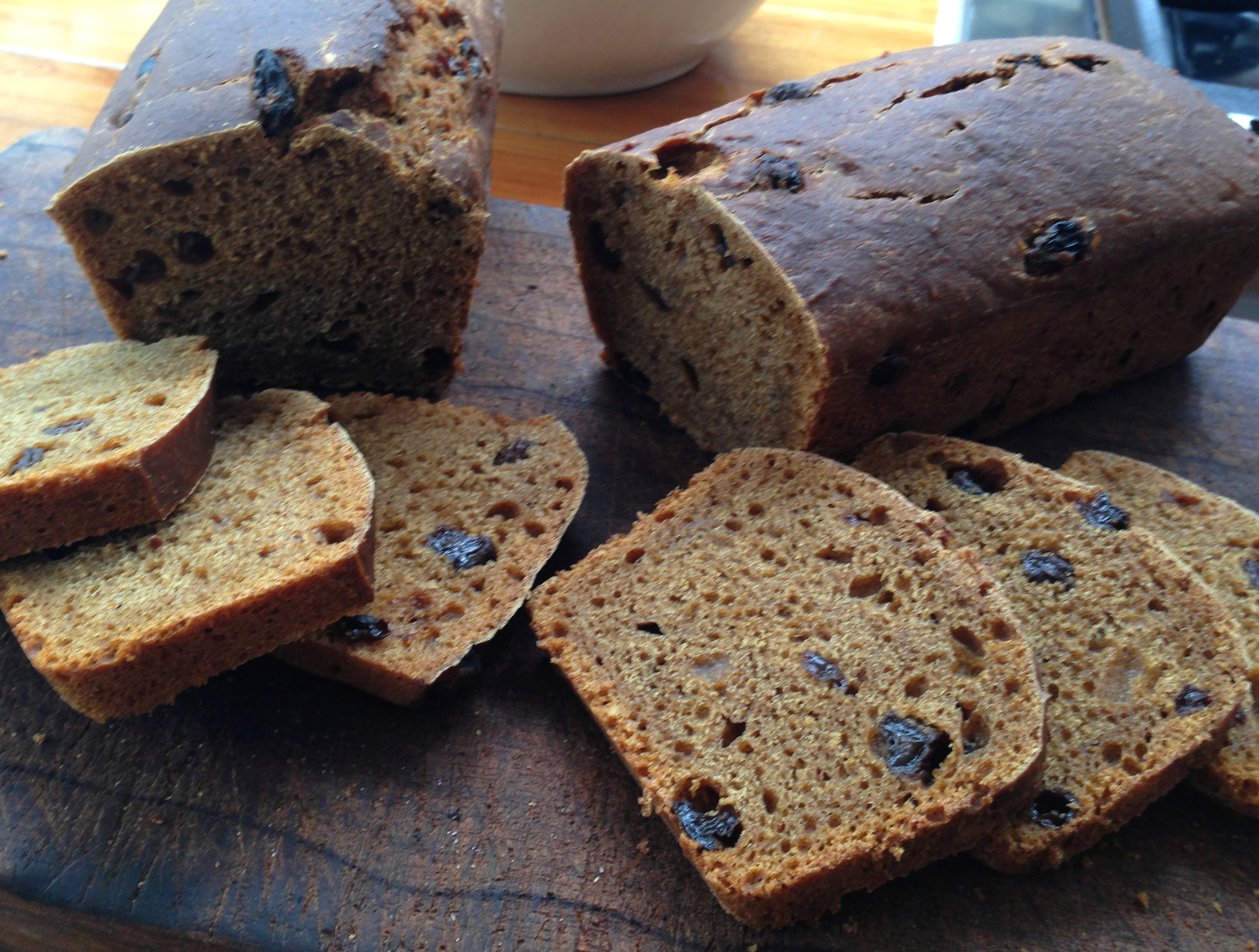 Teatime Bread workshops, 12th & 13th March 2016